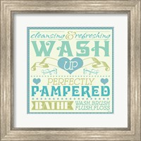 Wash Up VI Fine-Art Print