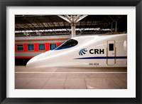 China Railways, Shanghai, China Fine-Art Print