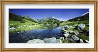 Ribno Banderishko River in Pirin National Park, Bulgaria Fine-Art Print