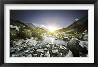 Small river, Pirin National Park, Bulgaria Fine-Art Print