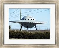 Moonbeam UFO Fine-Art Print