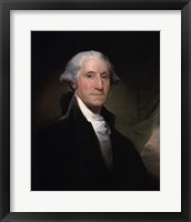 Portrait of George Washington, 1795 Fine-Art Print