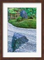 Daitokuji Temple, Zuiho-in Rock Garden, Kyoto, Japan Fine-Art Print