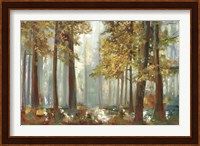 Upon the Leaves Fine-Art Print
