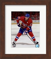 Max Pacioretty 2014-15 Action Fine-Art Print