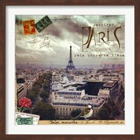 A Breath Of Paris Fine-Art Print