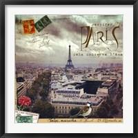 A Breath Of Paris Fine-Art Print