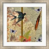 Autumn Flora & Fauna Fine-Art Print