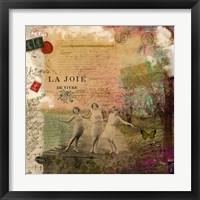 Joie De Vivre Fine-Art Print