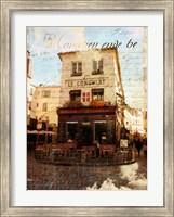 Le Consulat Fine-Art Print