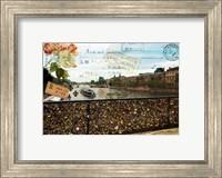 Pont Des Arts Fine-Art Print