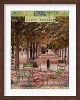 Tuileries Fine-Art Print
