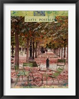 Tuileries Fine-Art Print