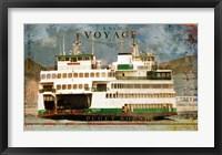 Voyage To Puget Sound Fine-Art Print