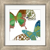 Scattered Butterflies I Fine-Art Print