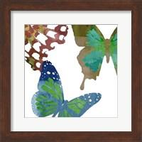 Scattered Butterflies II Fine-Art Print