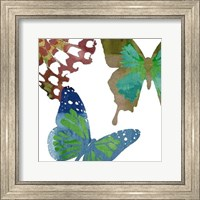 Scattered Butterflies II Fine-Art Print