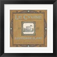 Vintage Wine Labels VIII Fine-Art Print