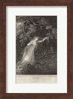 Hamlet - drawing Fine-Art Print
