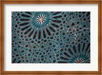 Ceiling Tile, Mevlana Museum, Konya, Turkey Fine-Art Print