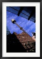 AMP Tower and Highrises, Sydney, Australia Fine-Art Print