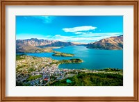View Towards Queenstown, South Island, New Zealand Fine-Art Print