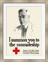 I Summon You to the Comradeship Fine-Art Print