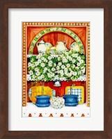The Blossoming Kitchen II Fine-Art Print