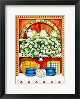 The Blossoming Kitchen II Fine-Art Print