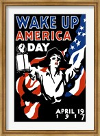 Wake Up America Day Fine-Art Print