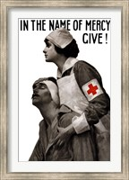 In the Name of Mercy, Give! Fine-Art Print