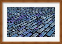 Blue Streets of Old San Juan, San Juan, Puerto Rico, Fine-Art Print
