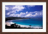 Soni Beach on Culebra Island, Puerto Rico Fine-Art Print