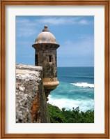 Puerto Rico, San Juan, Fort San Felipe del Morro Fine-Art Print