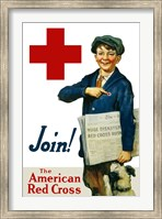 Join the American Red Cross Fine-Art Print