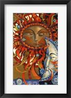 Celestial Courtship Fine-Art Print