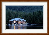 King Pacifci Lodge, British Columbia, Canda Fine-Art Print