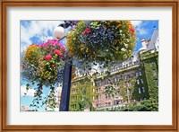 Flowers, Empress Hotel, Victoria, British Columbia Fine-Art Print