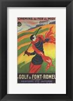 Chemins de Fer du Midi Fine-Art Print