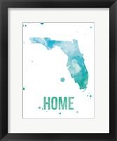 Florida Watercolor - Home Fine-Art Print