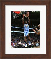 Kenneth Faried 2014-15 Action Fine-Art Print