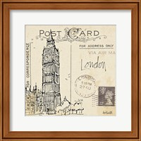 Postcard Sketches II Fine-Art Print