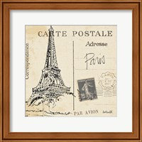 Postcard Sketches III Fine-Art Print