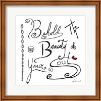 Behold The Beauty Of Your Soul Fine-Art Print
