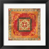 Moroccan Tiles XII Fine-Art Print
