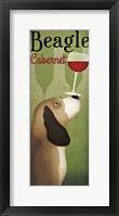 Beagle Winery Cabernet Fine-Art Print