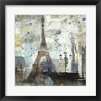 Eiffel Tower Neutral Fine-Art Print