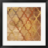 Gilded Rocking Moroccan Fine-Art Print
