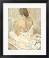Abstract Figure Study II Fine-Art Print