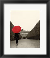Paris Stroll I Feet Fine-Art Print